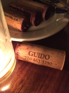 Some corks say more than others.